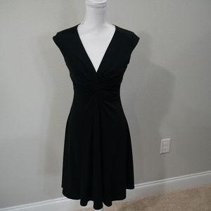 White House Black Market Classic Black Dress